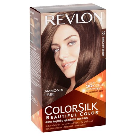 Revlon Colorsilk Beautiful Color Permanent Liquid Hair Color  Walmart