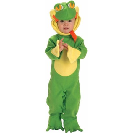 Baby Freddy Frog Costume~6-12 Months / Green