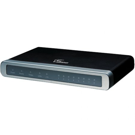 Grandstream GXW4108 Mid-Density Analog VoIP Gateway - 8 FXO Ports