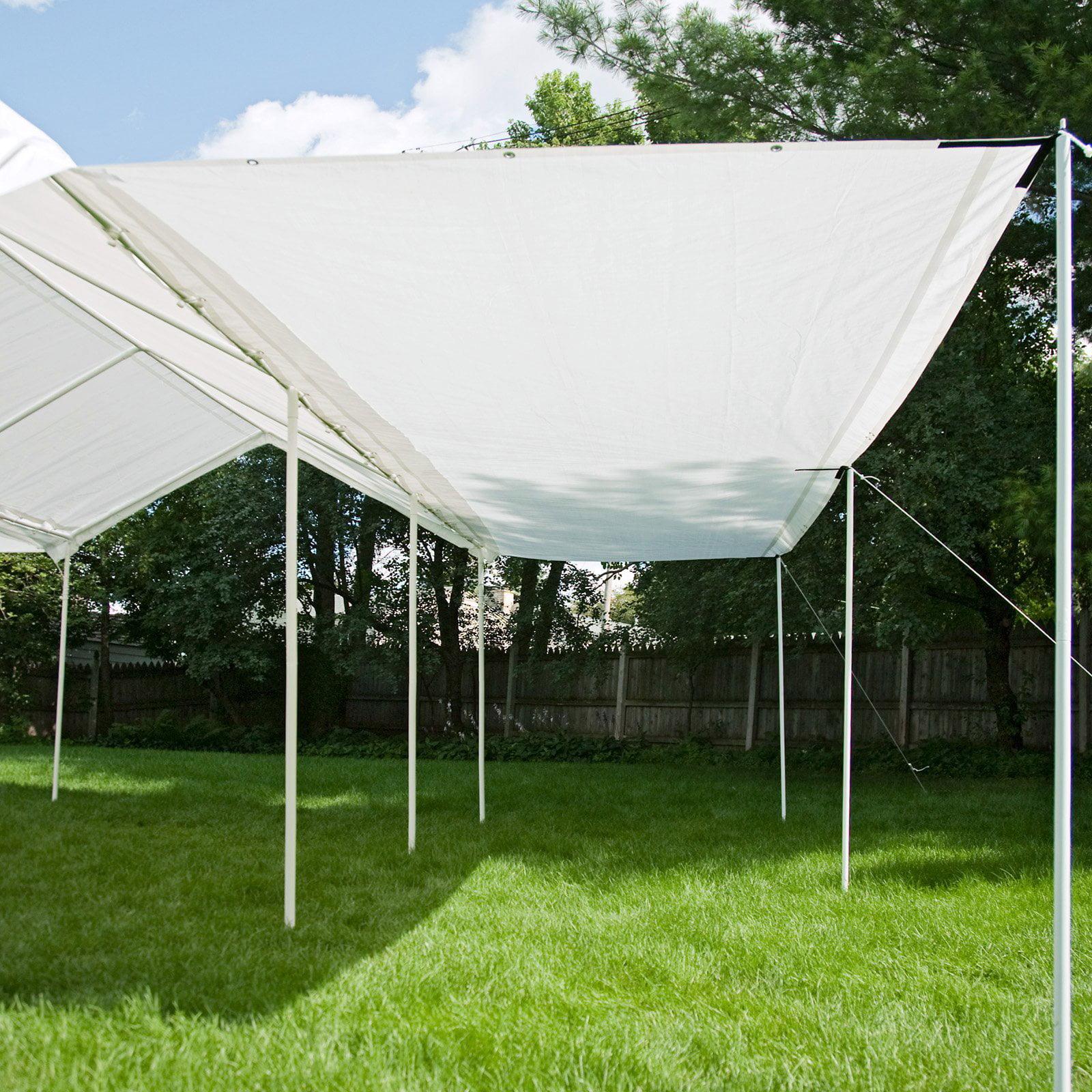 & Max AP 10u0027 x 20u0027 2-in-1 Canopy with Extension Kit - Walmart.com
