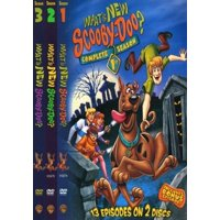 What's New Scooby-Doo?: Seasons 1-3 (DVD)
