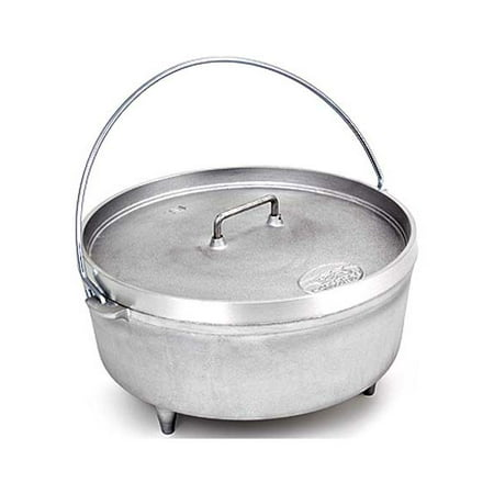 Gsi Outdoors 12 Inch Cast Aluminum Dutch Oven Walmart Com