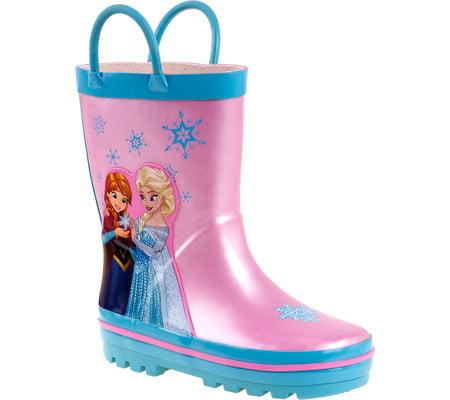 Girls' Josmo O-CH26921C Frozen Rain Boot by