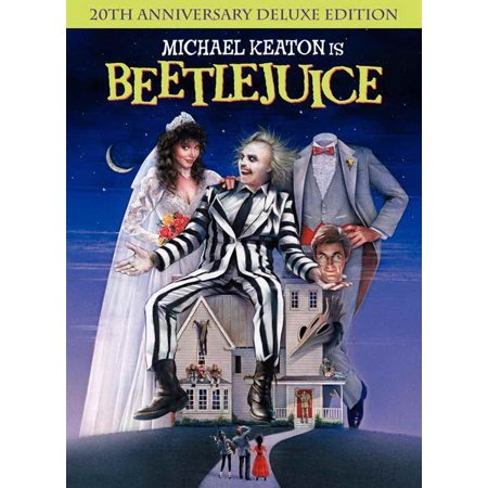 Beetlejuice POSTER Movie C Mini Promo
