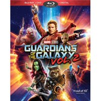 Guardians of the Galaxy Vol. 2 (Blu-ray + DVD + Digital)