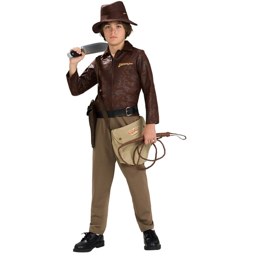 Indiana Jones Deluxe Tween Halloween Costume