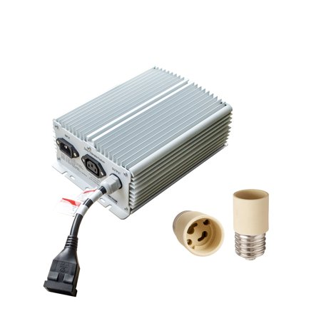Hydro Crunch? 315-Watt CMH Ceramic Metal Halide Ballast Conversion Kit with Socket Adapter ()