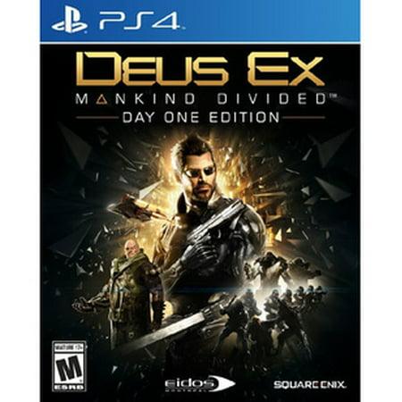 Deus Ex Mankind Divided  Launch