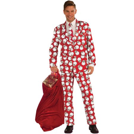 Santa Suit Adult Halloween Costume