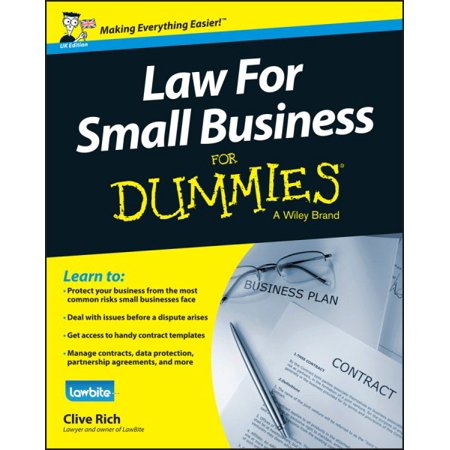 Law for Small Business for Dummies