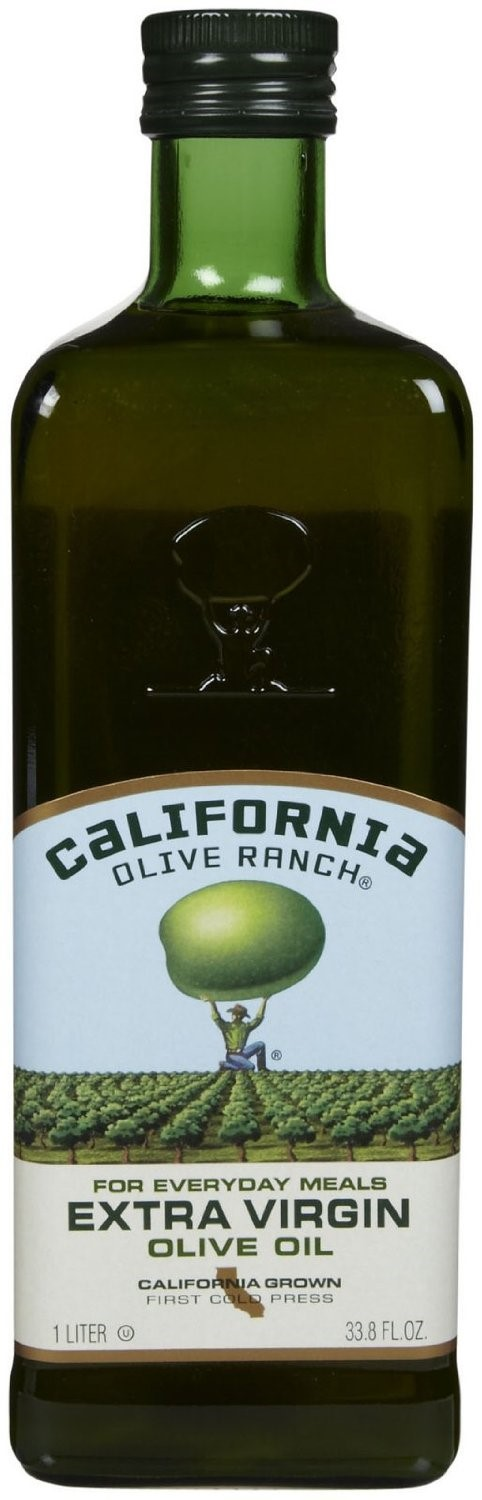 California Olive Ranch Extra Virgin Olive Oil, 33.8 FL OZ by California Olive Ranch