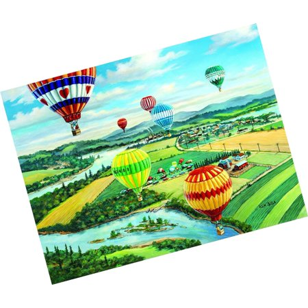 Ballooners Rally 300 Piece Jigsaw Puzzle by SunsOut