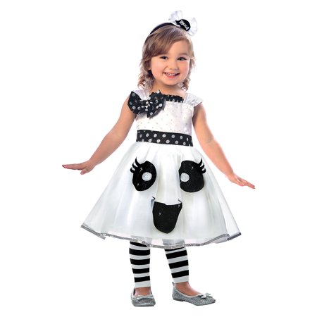 Baby Head Costume (Cute Ghost Halloween Costume for Babies, 12-24M, with)