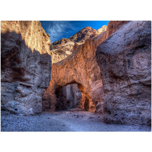 "Trademark Fine Art ""Natural Bridge"" Canvas Art by Pierre Leclerc"