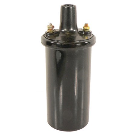 DB Electrical IDR0001 Ignition Coil for Farm Tractor  No Internal Resistor Case 353875R91 /Ford D8JL-12029-A /International 395331R91 /Massey Ferguson 189673M92 /Delco 1115022 - Ignition Coil Ballast Resistor