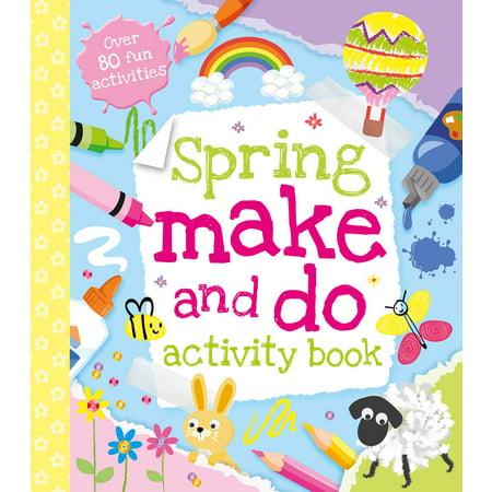 Spring Make and Do Activity Book