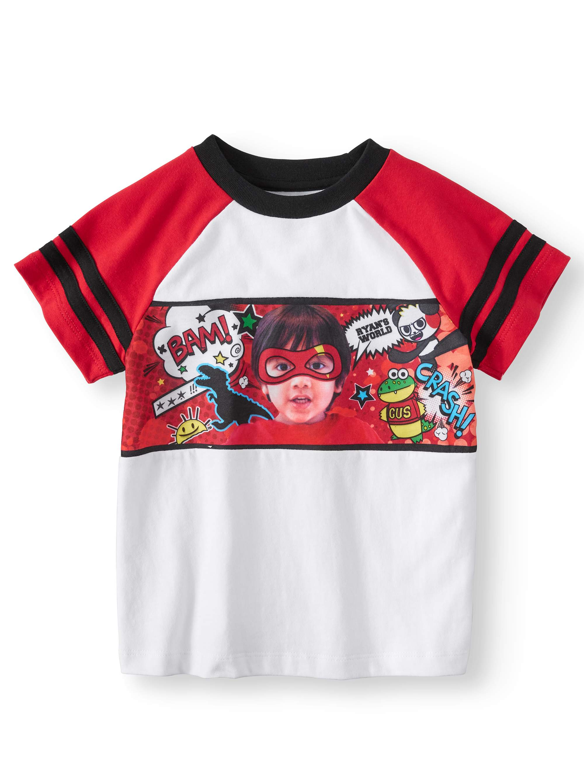 Short Sleeve Graphic Tee Shirt (Little Boys & Big Boys)