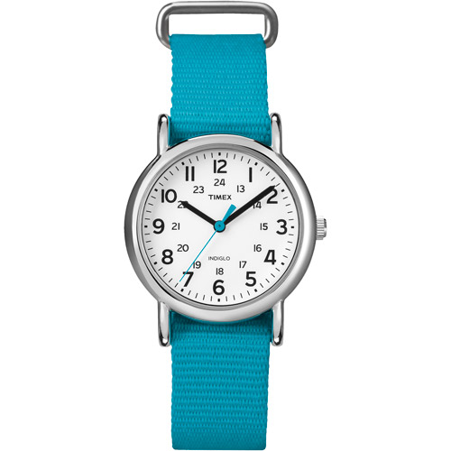 Timex Womens Turquoise Weekender Casual Watch