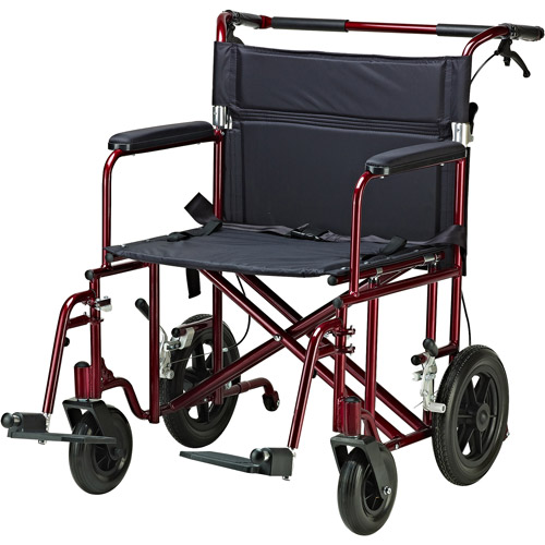 Drive Medical Bariatric Heavy Duty Transport Chair