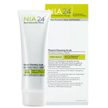 Nia 24 Physical Cleansing Scrub, 3.75 fl. oz.