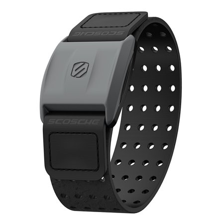 Scosche Rhythm  Armband Heart Rate Monitor With Bluetooth Ant  Connectivity
