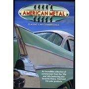 American Metal: Classic Car Commercials (DVD)
