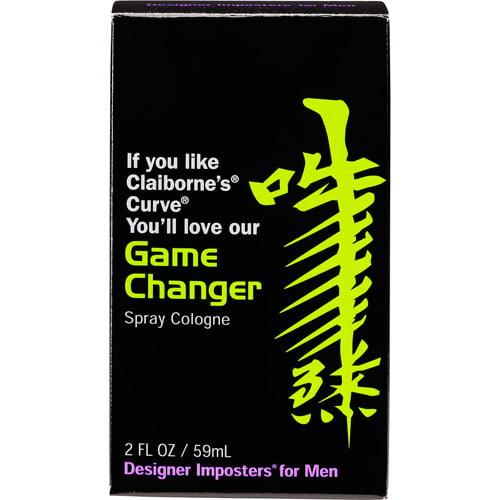 Designer Imposters Game Changer Spray Cologne, 2 fl oz
