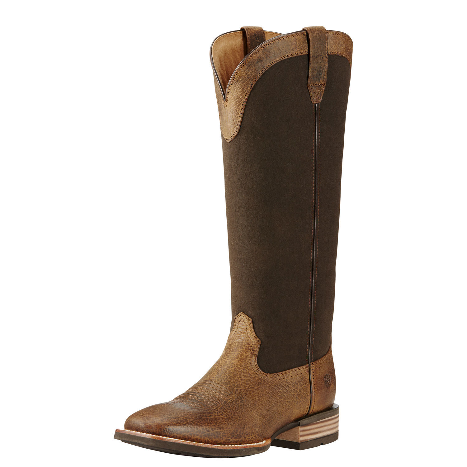 Ariat Men's Quickdraw Snake Bite Western Work Boot Square Toe - 10018731