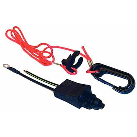Sierra MP28870 OMC Emergency Cut Off Switch and Lanyard