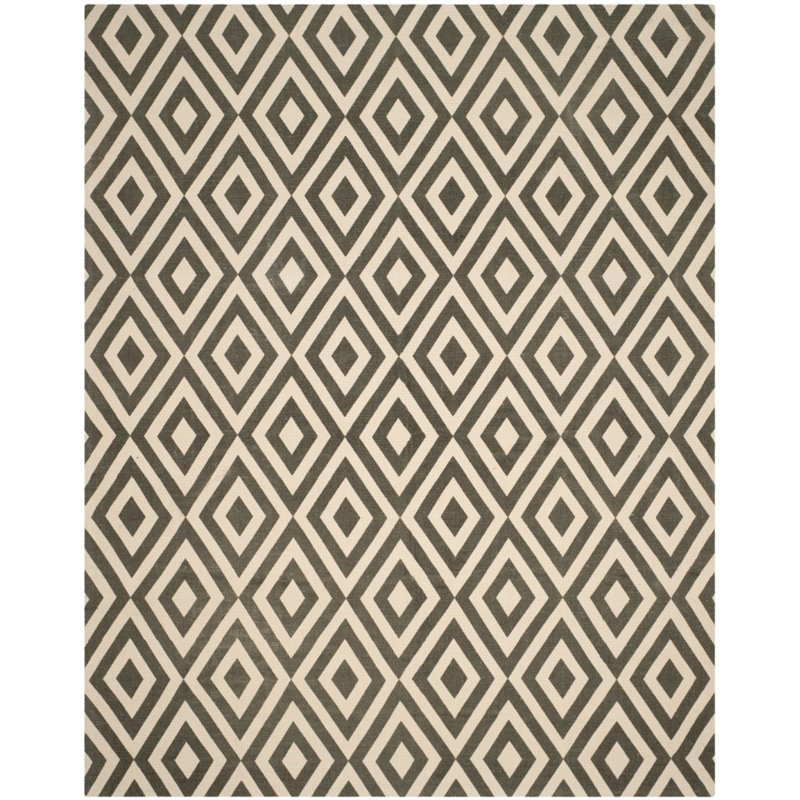 Safavieh Cedar Brook 5' X 8' Handmade Jute Pile Rug in Ivory and Gray - image 1 of 8