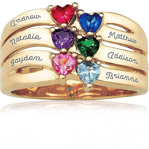 Keepsake Personalized Dynasty Ring