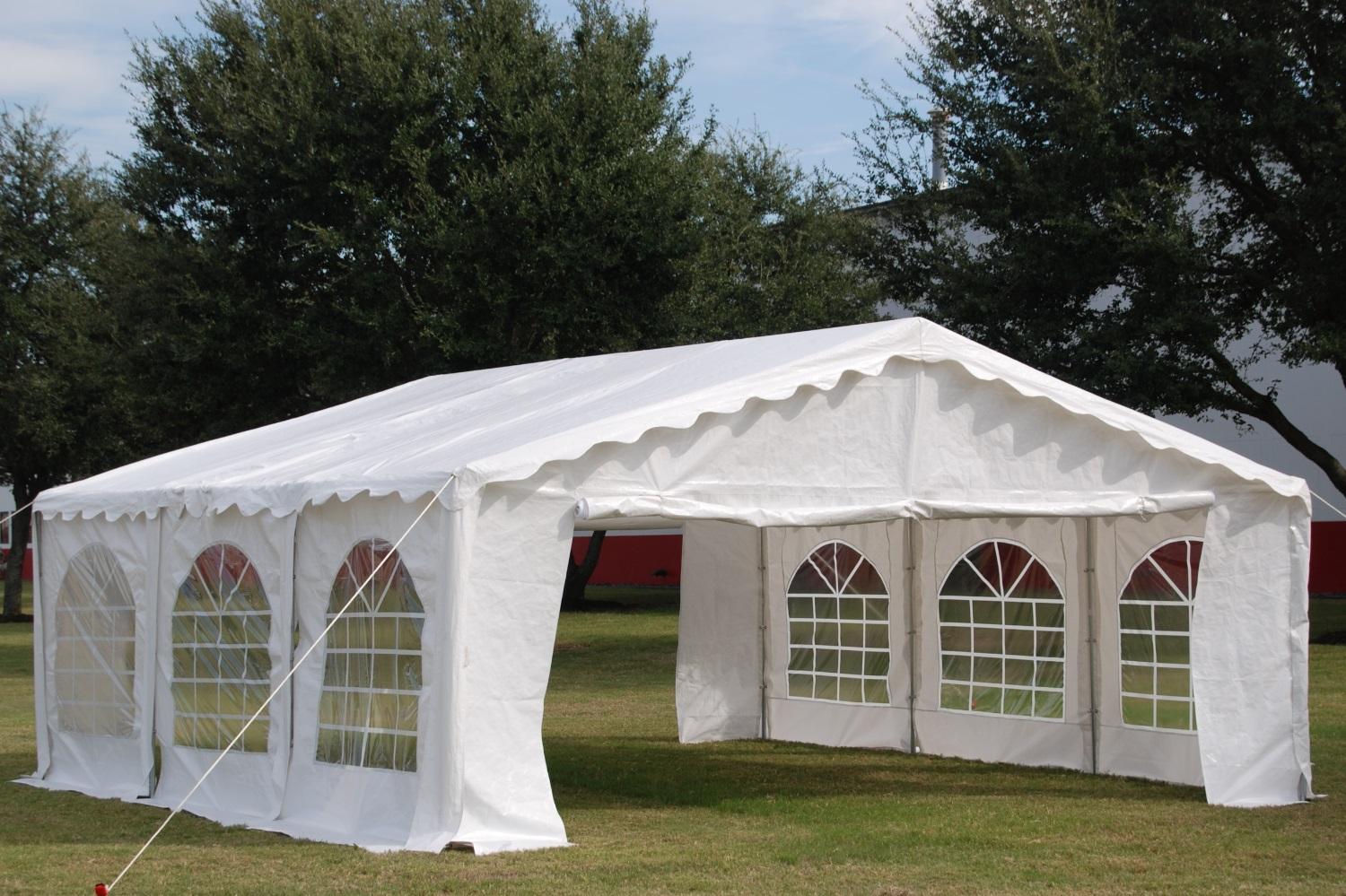 20'x20' Budget PE Party Tent Canopy Shelter By DELTA Canopies by WPIC