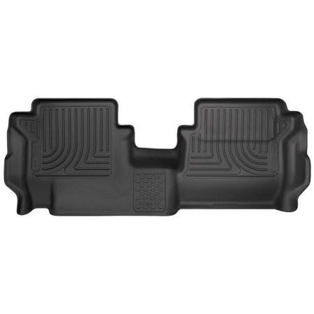 Husky Liners 2nd Seat Floor Liner Fits 14-17 Transit Connect w/ 2nd Row Bench ()