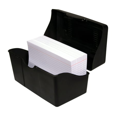 Advantus Plastic Index Card Holders](Index Card Storage)