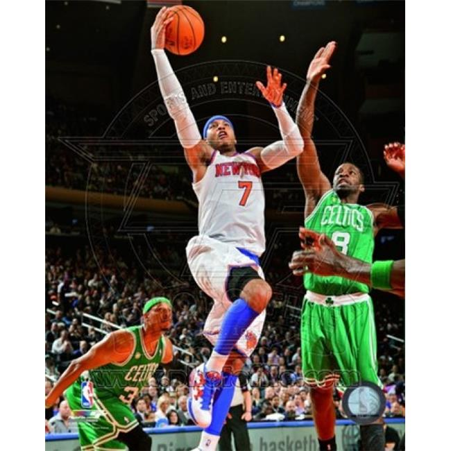 Photofile PFSAAPX03001 Carmelo Anthony 2012-13 Playoff Action Sports Photo - 8 x 10