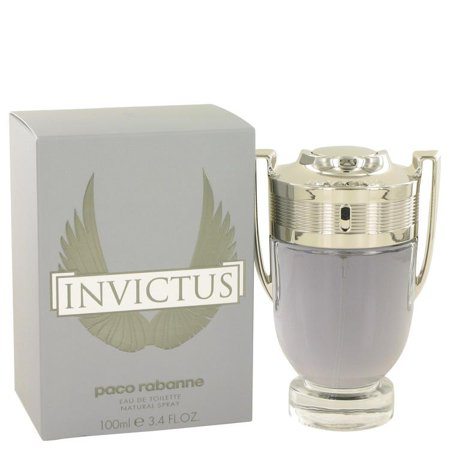 Invictus by Paco Rabanne - Men - Eau De Toilette Spray 3.4 oz