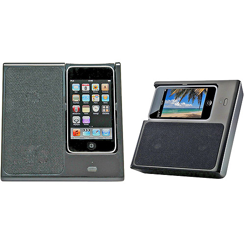 Largus SoundFrame Rotating Portable Speaker System with iPod touch/iPhone Dock