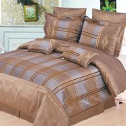Simple Luxury Impressions Madison Duvet Cover Set