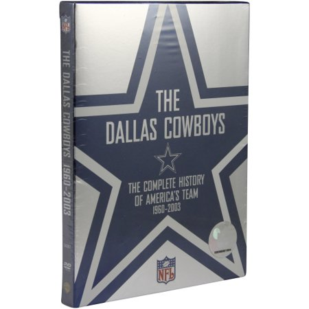 The NFL: Dallas Cowboys: 1960 - 2003 (Full Frame)