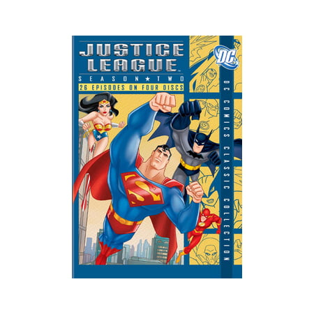 Justice League: Season Two - Young Justice Kids