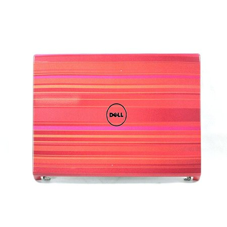 new dell studio 1555 1557 1558 15.6 lcd back cover lid top with hinges r270n