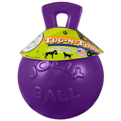 "040357 Mini Tug n Toss 3"" Purple"