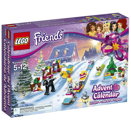 LEGO Friends 2017 Advent Calendar 41326