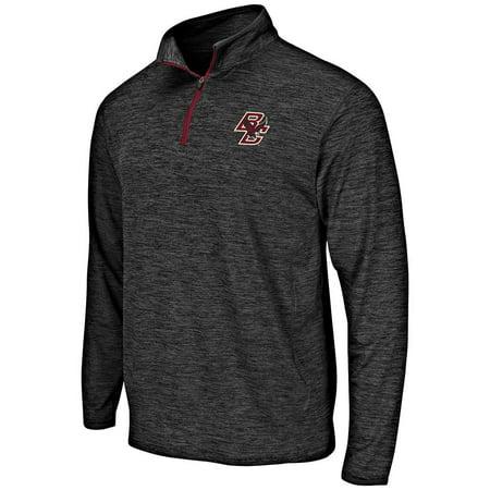 Mens Boston College Eagles Quarter Zip Windbreaker Shirt - S for $<!---->