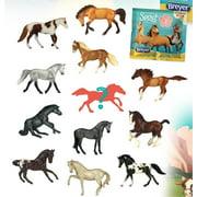 Breyer Spirit Riding Free Blind Bag 1:32 Model Horse, Series 2: One Random