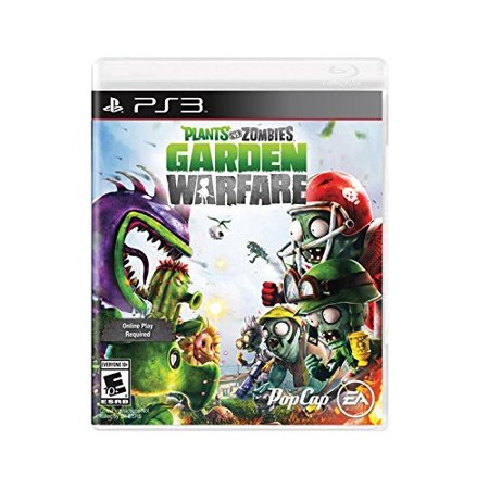 Electronic Arts Plants vs Zombies: Garden Warfare (Best Zombie Games For Ps3)