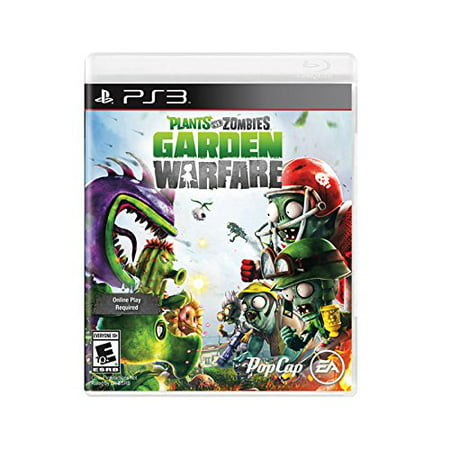Electronic Arts Plants vs Zombies: Garden Warfare (The Best Zombie Games For Ps3)