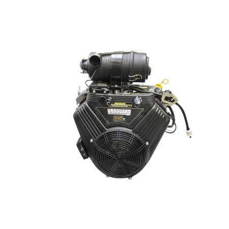 - 35hp Briggs Vanguard Engine, Horizontal 1-7/16
