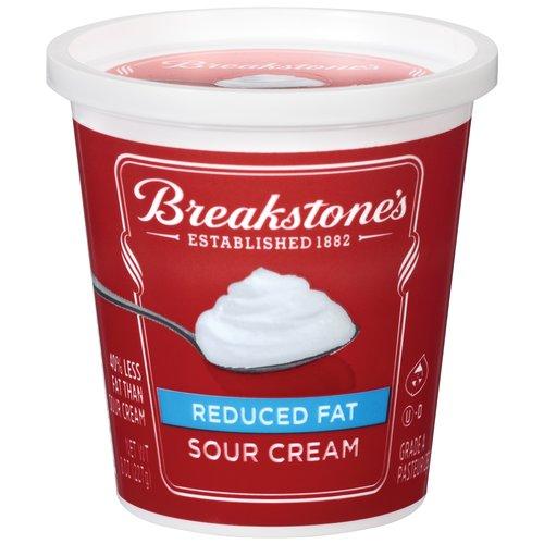 Breakstone's Reduced-Fat Sour Cream, 8 Oz.