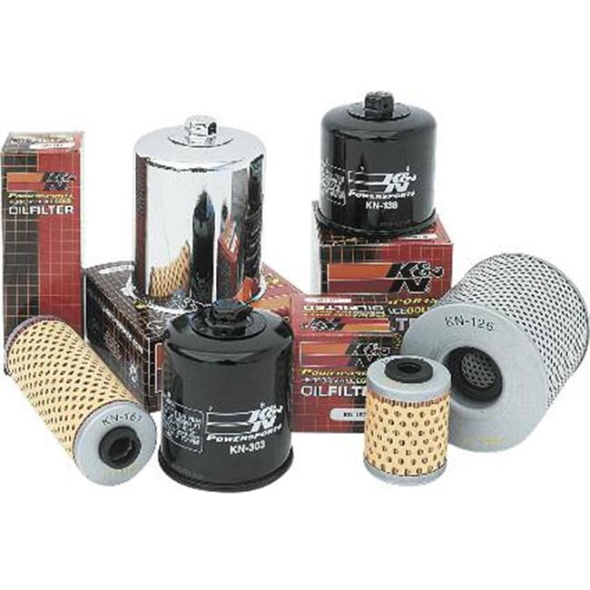 K&L Supply 19-7438 Oil Filter - Aprilla Kn-151